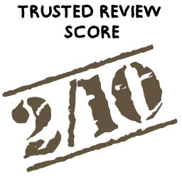 Trusted Review Score 2 out of 10