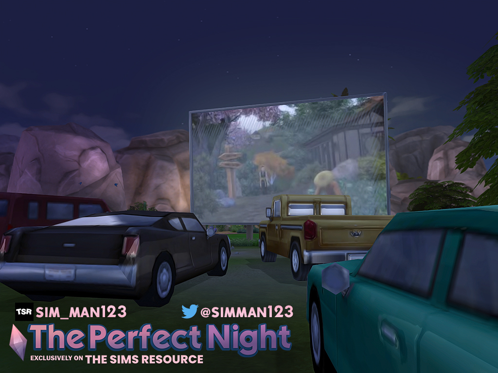 Sims Drive In Movie